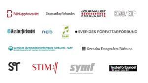 Medlemsorganisationers logotyper