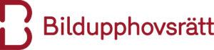 Bildupphovsrätt logo