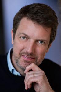 Porträttfoto av Mattias Åkerlind, vd Copyswede foto: Ylwa Yngvesson