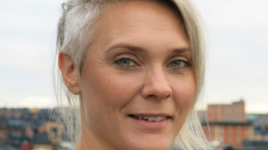 Annelie Nordgren (foto: Helene Stjernlöf)