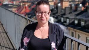 Annette Stolt, ekonomi- och avräkningschef (foto: Magnus Krook)