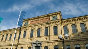 Kungliga Biblioteket (foto: Istvan Borbas)